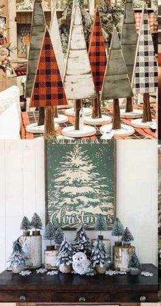 Buffalo Plaid Christmas Tree Ideas 24+ Ideas