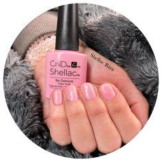 Shellac Nails, Nail Polish, Pink, Color, Nail Polishes, Colour, Polish, Pink Hair, Roses