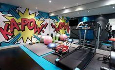 Creative Home Gym Ideas For Guys