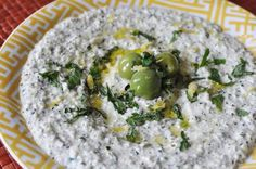 Recipe: Zucchini, Mint and Yogurt Spread | The Kitchn