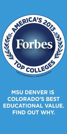 14 Best MSU Denver images