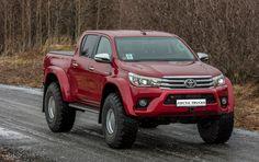 2017 Toyota Hilux Arctic Trucks