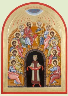 Pentecost - Descent of the Holy Spirit