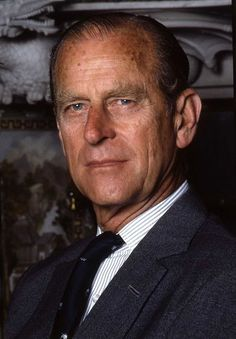 His Royal Highness, Prince Philip, Duke of Edinburgh, consort of Her Majesty Queen Elizabeth II.