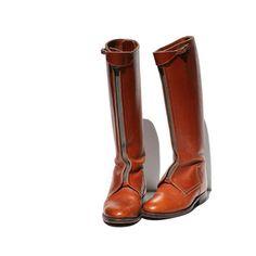 Dying for these! Vintage La Casa de las Botas  Equestrian Riding by TanakaVintage, $259.00