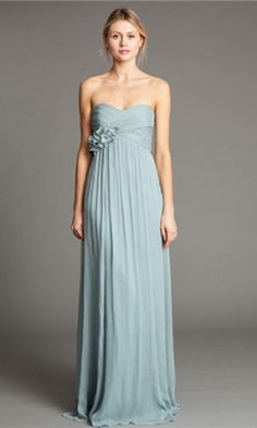 Hot Style Blue Bridesmaid Dresseses BDAU10424