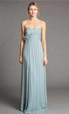 Hot Style Blue Bridesmaid Dresseses BDAU10424