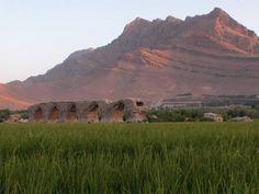 "Broken bridge-Khorramabad-Lorestan Province (Iran) "" The Middle East - Asia """