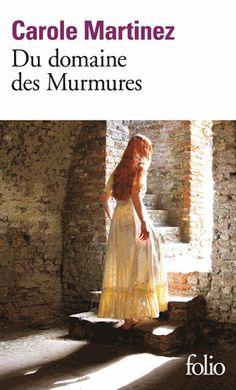 """M pour Carole Martinez - """"Du domaine des Murmures"""" Pdf Book, Carole Martinez, Friedrich Hegel, Importance Of Library, Beautiful Book Covers, Image News, Lus, Lectures, Ex Libris"""