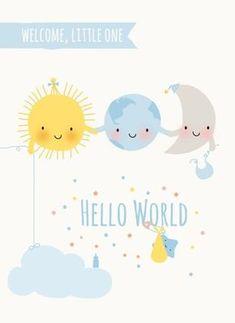 Sue Downing – Screen Shot At - Kinderzimmer Boys Wallpaper, Pattern Wallpaper, Boy Illustration, Illustrations, Bebe Vector, Baby Posters, Cute Sun, Diy Bebe, Baby Drawing