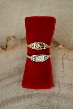 ExVoto Vintage signet ring