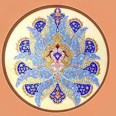 Islamic Art Pattern, Pattern Art, Illumination Art, Indian Prints, Scribe, Decoupage, Portraits, Symbols, Drawings