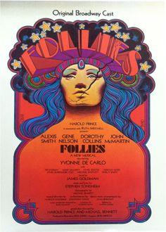 Follies poster 1971