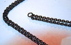 925 Silver Fantasy-Necklace with  Special by AriellesTreasureBox