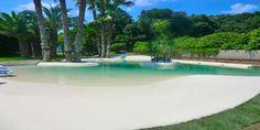 Piscinas de areia: o que você precisa saber sobre elas - 44 arquitetura
