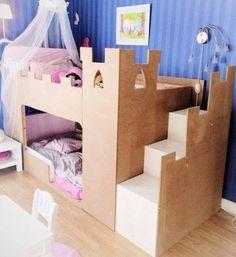 17 façons de modifier le lit Kura d'Ikea qui feront le bonheur de vos enfants (PHOTOS)