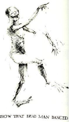 Stephen Gammell - How That Dead Man Danced.