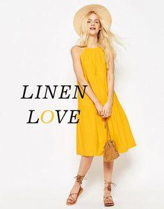 LINEN LOVE by D E S I G N L O V E F E S T  #Asos, #Linen, #LinenSummerPieces, #Other, #Reformation, #Style, #SummerStaples, #WhatToWearInTheSummer