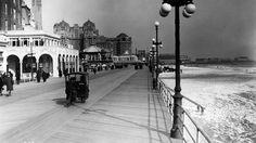 old atlantic city photos | Vintage Atlantic City Boardwalk