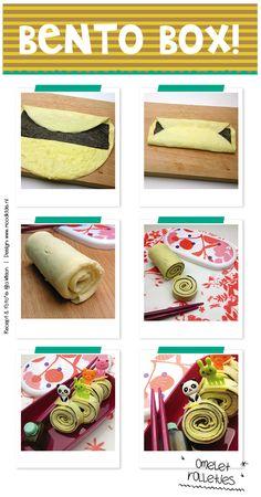 BENTO omeletrol - Moodkids
