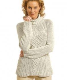 Gina | Berroco Free Knitting Pattern