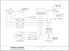 Picture 3 Phase Wiring Diagram For House Wiring Diagram Everything You Need To Know About Wiring Diagram Rh Smartdraw Com Electrical Wiring Diagrams For Dummies Electrical Switch Wiring Electrical Switch Wiring, Electrical Circuit Diagram, Electrical Symbols, Electrical Projects, Electrical Installation, Electronics Projects, Small World, Single Line Diagram, Circuit Components