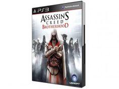 Assassins Creed Brotherhood para PS3 - Ubisoft