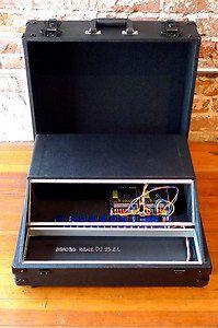 Monorocket Base90 modular synthesizer case for the Eurorack format