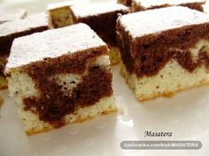 Mramorni jogort kolač