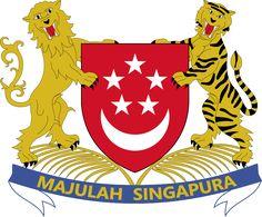 Coat of arms of Singapore (blazon) - Singapore - Wikipedia, the free encyclopedia
