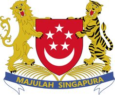 Coat of arms of Singapore (blazon) - Singapore - Wikipedia, the free encyclopedia