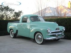 1954 Holden FJ FJ. CLICK the PICTURE or check out my BLOG for more…