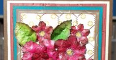 """Join 14 people right now at """"Okieladybug's Scrap N' More: Heartfelt Creations Botanical Rose Card"""" #crafts #entertainment"""