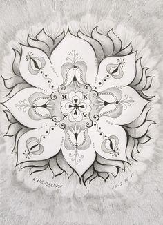 Colored Pencils, My Drawings, Mandala, Women, Art, Colouring Pencils, Art Background, Color Crayons, Women's
