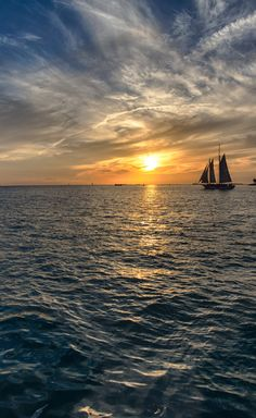 Gorgeous sunsets await you in Key West. Photo by John Hoey CC BY