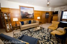 Keltic Lodge at the Highlands Cape Breton, Sofa, Couch, Great Hotel, Nova Scotia, Resort Spa, Highlands, Places, Canada