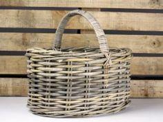Oval Vegetable Basket
