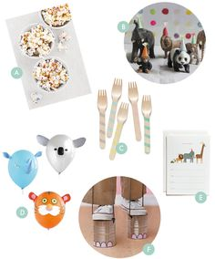 A Party Animal Party | Oh Happy Day!