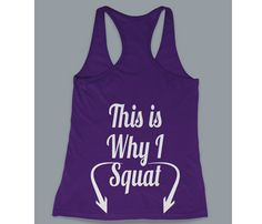 """Motivation T-Shirts to Inspire You to Work Out: What's the best brand you probably don't know about? Basement Shirts. They have a whole line of """"fitness freaks"""" t-shirts and tanks, $16, with snarky sayings like this one. Others we heart include: """"Cardio can suck it"""", and """"'Bout to make CrossFit my b!tch!"""" They're so funny, in fact, we give you permission to wear them even when you're not working out. #SelfMagazine"""