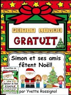 Browse over 280 educational resources created by Yvette Rossignol French resources in the official Teachers Pay Teachers store. Christmas Activities For School, Holiday Activities, French Teaching Resources, Teaching French, French Christmas, Christmas Fun, Education And Literacy, Green School, Core French