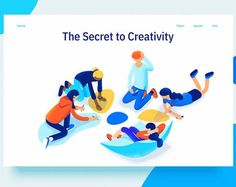 Teamwork and Creativity designed by Dmitrii Kharchenko. Connect with them on Dribbble; the global community for designers and creative professionals. Free Drawing Software, Free Vector Software, Flat Illustration, Digital Illustration, Web Design Examples, Team Success, Visual Metaphor, Teamwork, Illustrators