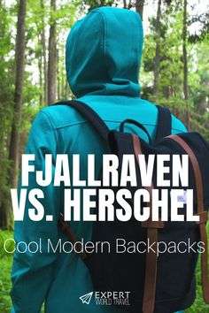 Herschel and Fjallraven both has cool and modern backpacks. In this post, we are going to review some of their bestsellers. Know which ones will suit your needs in this detailed comparison!  #backpacks #travelbackpack #fjallraven #herschel Modern Backpack, Travel Backpack, Herschel, Suits You, Best Sellers, Backpacks, Cool Stuff, Suitcases, Check