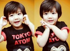 Uploaded by *Lovely Complex* . Find images and videos about cute, baby and asian on We Heart It - the app to get lost in what you love. Cute Asian Babies, Asian Kids, Cute Babies, Baby Kids, Baby Boy, Little Boy And Girl, Little Boys, Shinee Hello Baby, Pretty Boys