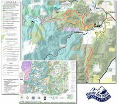 Road Fruita Bike Trail Map Summer Excluding The Edge - Boulder bike path map