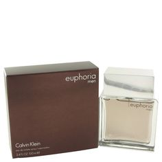 CALVIN KLEIN EUPHORIA MEN 100ml NEW EDT PERFUME MENS COLOGNE FRAGRANCE