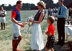 Princess Diana Secret Photographs | Major James Hewitt and Princess Diana Photo by Cp-Globe Photos , Inc