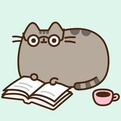 Cross Stitch Games, Home Lock Screen, Funny Doodles, Pusheen Cat, Dibujos Cute, Cat Wallpaper, Sims, Cute Memes, Journal Cards