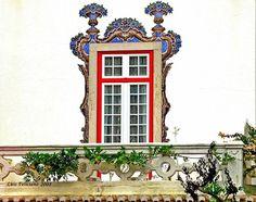 Janela portuguesa, Cascais - PORTUGAL