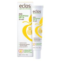 "Eclos Daily HydraPrimer SPF 30 ""makes skin feel like a dream!"" @springcleaning @MakeHerUp"