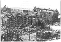 Images of war torn Stalingrad | HISTORY IN IMAGES: Battle for Stalingrad: Some RARE pictures